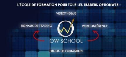 Ecole de formation optionweb