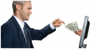 Retrait d'argent BDSwiss