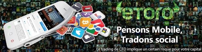 etoro-Application mobile
